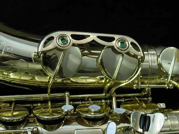 Selmer Lacquer Mark VII Tenor - 262909 - Photo # 14