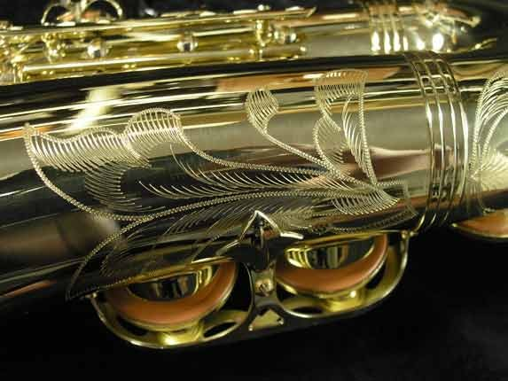 Selmer Lacquer Super Action 80 serie II Alto - 651255 - Photo # 14
