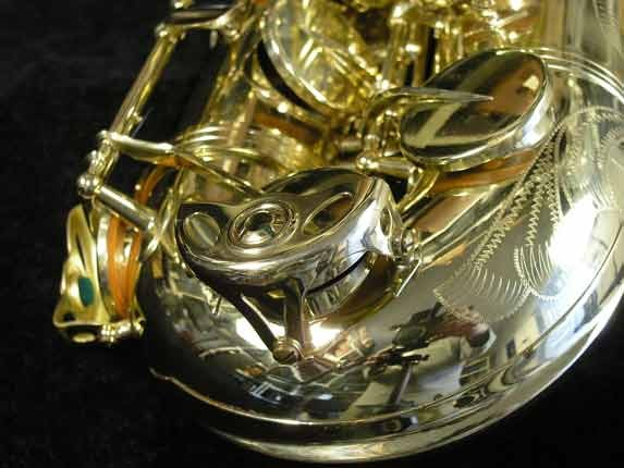 Selmer Lacquer Super Action 80 serie III Tenor - 556900 - Photo # 12