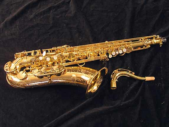 Selmer Gold Plate Reference 36 Tenor - 622447 - Photo # 1