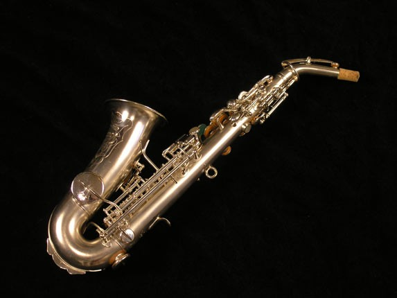 Buescher Silver Plate True Tone Soprano - 158769 - Photo # 2