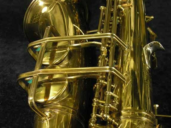 "Buescher Lacquer Aristocrat ""Big B"" Alto - 295790 - Photo # 15"