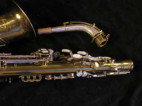 King Lacquer-Sterling Neck Zephyr Alto - 237127 - Photo # 6