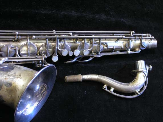 Keilwerth Silver Plate Toneking Tenor - 40304 - Photo # 3