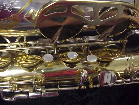 King Silver-Sonic Gold Inlay Super 20 Tenor - 532373 - Photo # 24