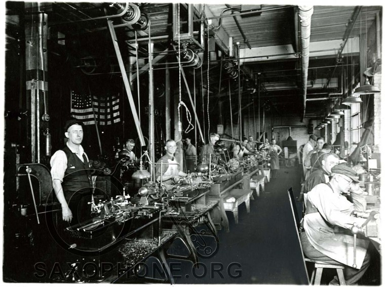 Buescher Factory-before 1923