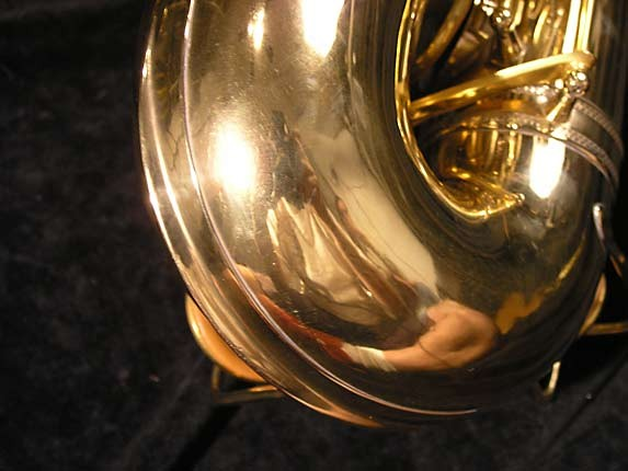 Selmer Gold Plate Super Tenor - 17354 - Photo # 21