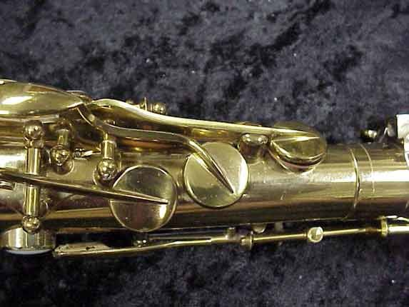 Selmer Lacquer Super Balanced Action Alto - 51899 - Photo # 25