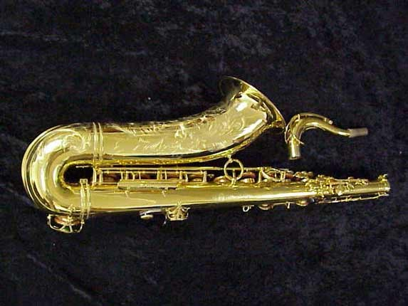 Selmer Gold Plate Super Balanced Action Tenor - 42200 - Photo # 4