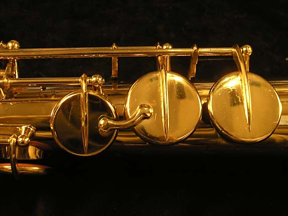 Selmer Lacquer Mark VI Soprano - 141868 - Photo # 14