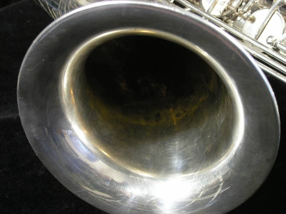 Selmer Silver Plate Mark VI Tenor - 82047 - Photo # 10