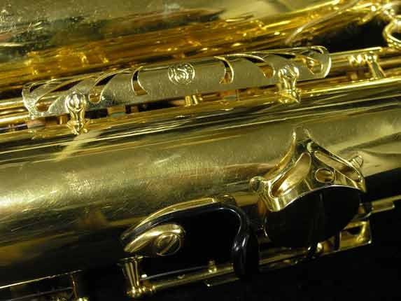 Selmer Gold Plate Mark VI Tenor - 142934 - Photo # 24