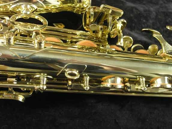 Selmer Lacquer Super Action 80 serie II Alto - 651255 - Photo # 15