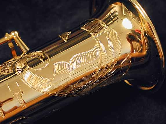 Selmer Gold Plate SA80 serie III Soprano - 637920 - Photo # 7