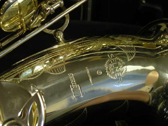 Selmer Lacquer Super Action 80 serie III Tenor - 556900 - Photo # 13