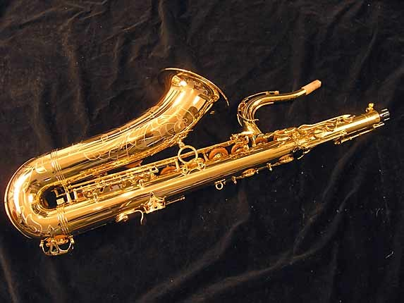 Selmer Gold Plate Reference 36 Tenor - 622447 - Photo # 2