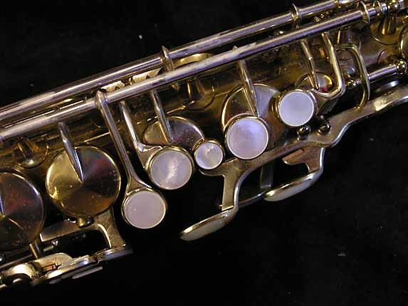 King Lacquer-Sterling Neck Zephyr Alto - 237127 - Photo # 7