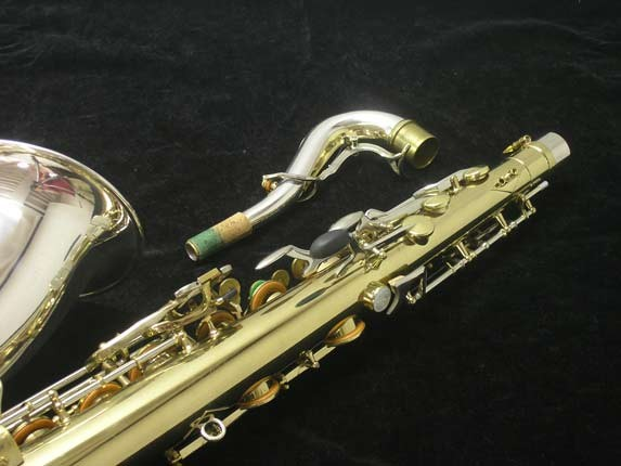 King Silver-Sonic Super 20 Tenor - 411473 - Photo # 6