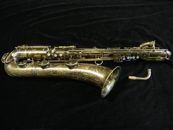 Selmer Lacquer Super Balanced Action Bari - 51568 - Photo # 1