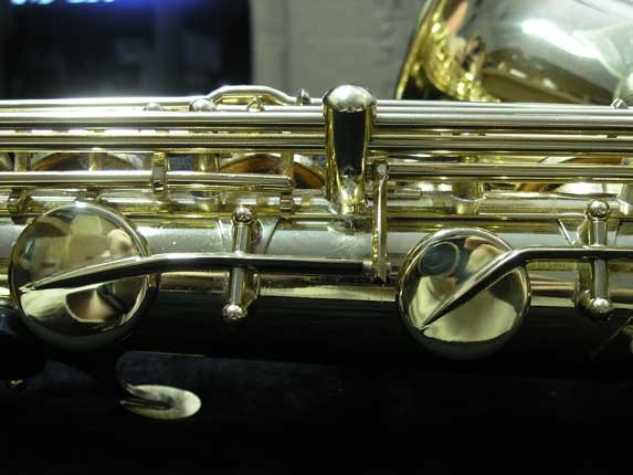 Selmer Lacquer Mark VII Tenor - 262909 - Photo # 16