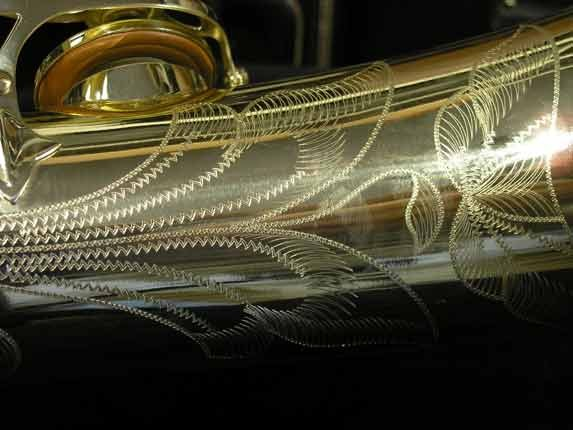 Selmer Lacquer Super Action 80 serie III Tenor - 556900 - Photo # 14