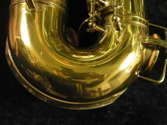 "Buescher Lacquer Aristocrat ""Big B"" Alto - 295790 - Photo # 17"