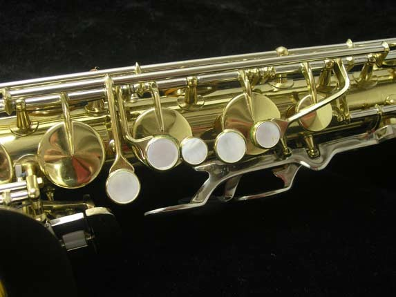 King Silver-Sonic Super 20 Tenor - 411473 - Photo # 7
