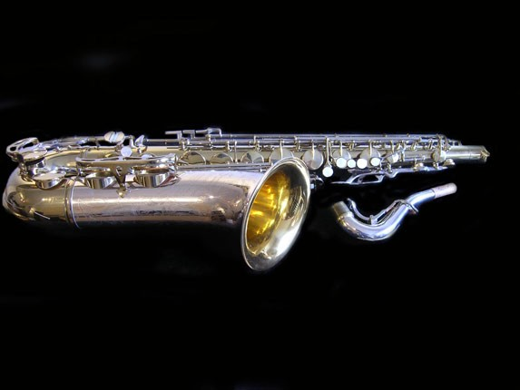 King Silver-Sonic Super 20 Tenor - 470372 - Photo # 1