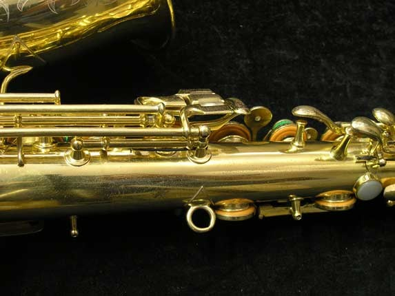 "Conn ""New Wonder"" Gold Plate Alto - 98974 - Photo # 19"