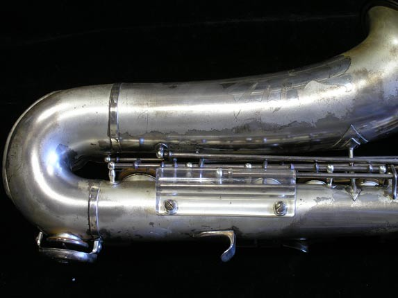 Keilwerth Silver Plate Toneking Tenor - 40304 - Photo # 5