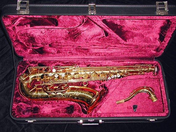 Keilwerth Lacquer Peter Ponzol Tenor - 97223 - Photo # 1