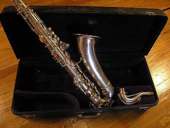 Conn Silver Plate 10M Tenor - 265898 - Photo # 1