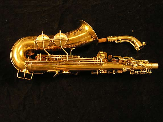 Conn Gold Plate Transitional 6M Alto - 250404 - Photo # 2