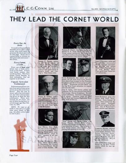 C G Conn Musical Truth Magazine Vol. 14 No. 34 - 1924