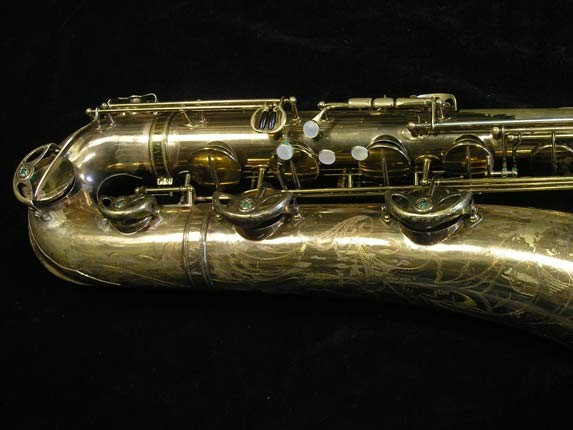 Selmer Lacquer Super Balanced Action Bari - 51568 - Photo # 2
