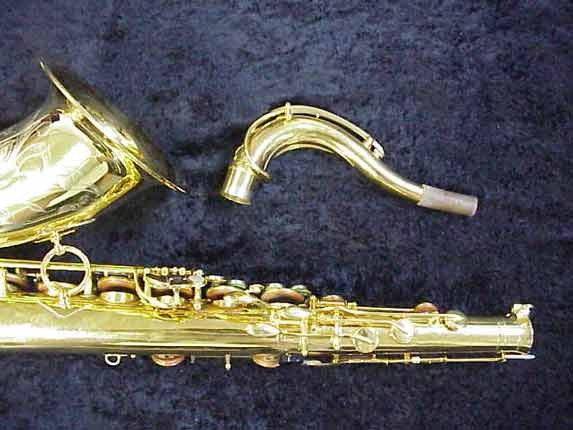 Selmer Gold Plate Super Balanced Action Tenor - 42200 - Photo # 6