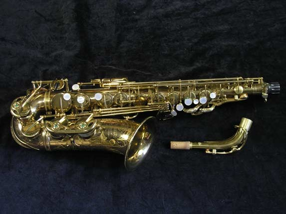 Selmer Lacquer Mark VI Alto - 69019 - Photo # 1