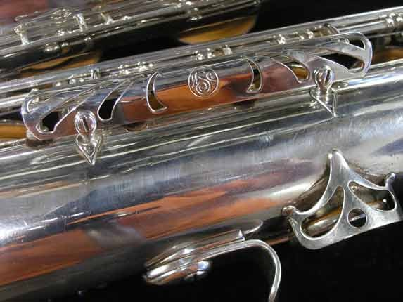 Selmer Silver Plate Mark VI Tenor - 134726 - Photo # 24