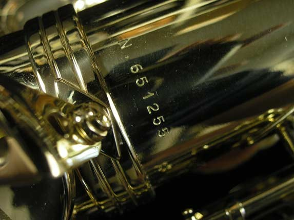 Selmer Lacquer Super Action 80 serie II Alto - 651255 - Photo # 17