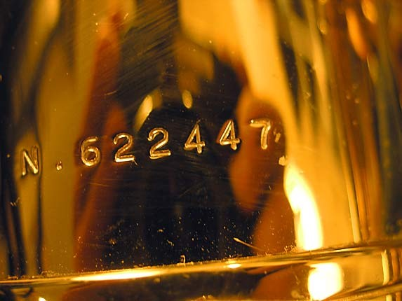 Selmer Gold Plate Reference 36 Tenor - 622447 - Photo # 4