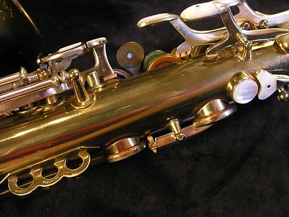 King Lacquer-Sterling Neck Zephyr Alto - 237127 - Photo # 9