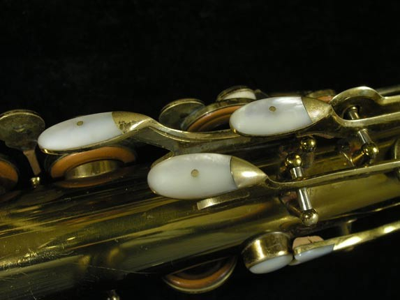 King Lacquer-Sterling Neck Zephyr Tenor - 209917 - Photo # 8