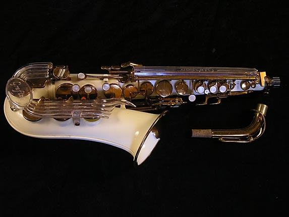 Grafton Acrylic Alto Sax - 12727 - Photo # 1