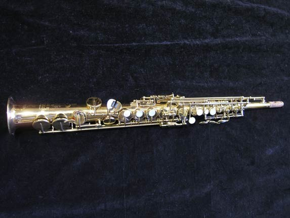 Yanagisawa Lacquer 800 Soprano - 176341 - Photo # 1