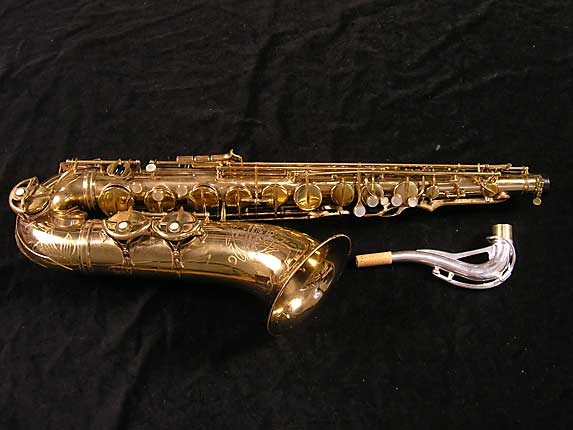 SML Lacquer Gold Medal Mk. I Tenor - 17721 - Photo # 1