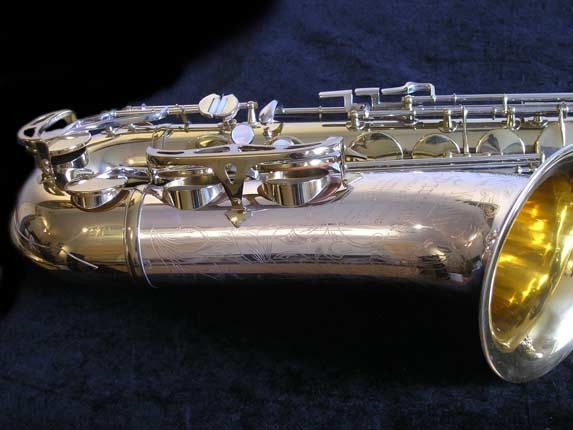 King Silver-Sonic Super 20 Tenor - 470372 - Photo # 2