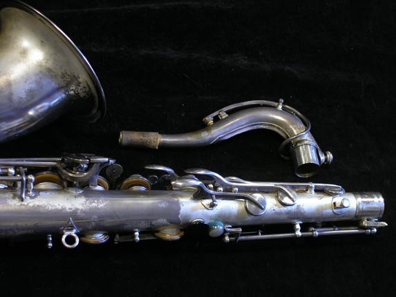 Keilwerth Silver Plate Toneking Tenor - 40304 - Photo # 6
