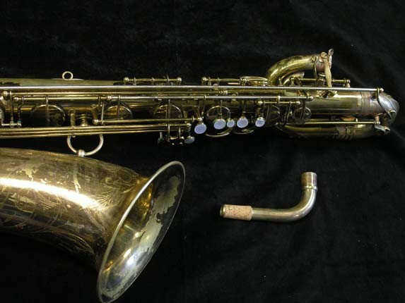 Selmer Lacquer Super Balanced Action Bari - 51568 - Photo # 3