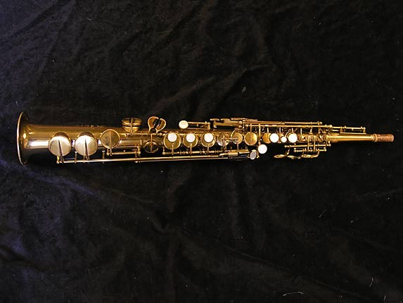 Selmer Lacquer Mark VI Soprano - 73815 - Photo # 1