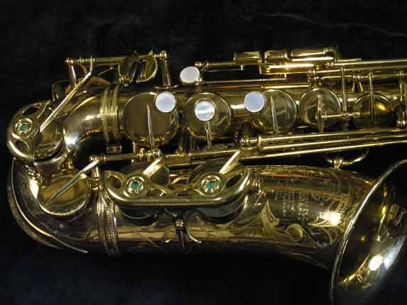 Selmer Lacquer Mark VI Alto - 69019 - Photo # 2